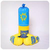 Боксерский набор «Champion Ukraine» (маленькая)