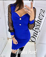 Женское красивое платье 3 цветов, фото 3