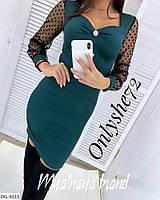 Женское красивое платье 3 цветов, фото 4