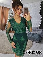 Элегантное кружевное платье, фото 6