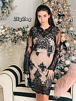 Элегантное кружевное платье, фото 8