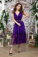 Женское вечернее красивое платье разных цветов, фото 4