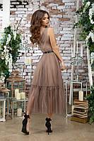 Женское вечернее красивое платье разных цветов, фото 5