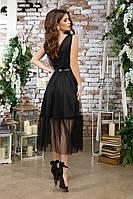 Женское вечернее красивое платье разных цветов, фото 6