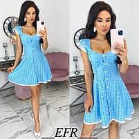 Женское красивое летнее платье, фото 6