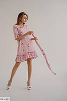 Красивое летнее платье больших размеров, фото 3