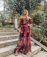Летний сарафан, женский сарафан, женский летний сарафан, фото 6