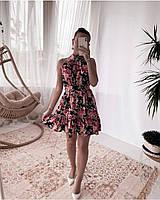 Женское стильное модное платье, фото 2