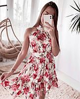 Женское стильное модное платье, фото 4