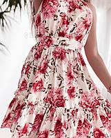Женское стильное модное платье, фото 6