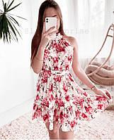 Женское стильное модное платье, фото 8