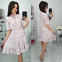 Женское красивое платье весна-лето, фото 2