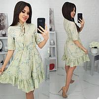 Женское красивое платье весна-лето, фото 4