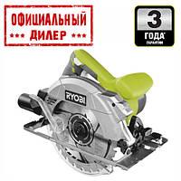 Пила циркулярная RYOBI RCS1600-PG (1.6 кВт, 190 мм, 66 мм)