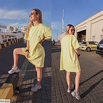 Женское спортивное платье разных цветов, фото 4