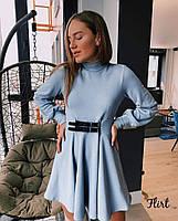 Женское стильное весеннее платье, фото 3