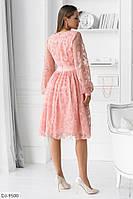 Женское стильное весеннее платье, фото 4