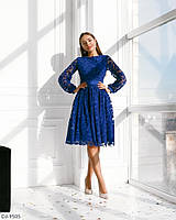 Женское стильное весеннее платье, фото 5