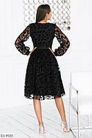 Женское стильное весеннее платье, фото 6