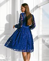Женское стильное весеннее платье, фото 7