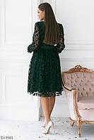 Женское стильное весеннее платье, фото 8