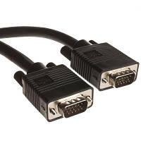 Кабель мультимедійний VGA 20.0 m Cablexpert (CC-PPVGA-20M-B)