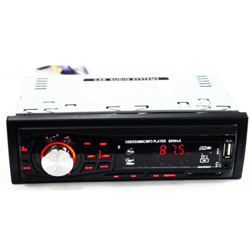 Автомагнитола Good Idea MP3 MVH 4006U Черный (bi1808hh)