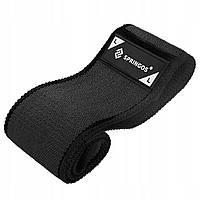 Гумка для фітнесу та спорту тканинна Springos Hip Band Size L FA0115