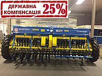 Сеялка зерновая СЗ (СРЗ) - 3,6 (независимый поводок, пружинные загортачи)