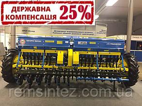Сеялка зерновая СЗ (СРЗ) - 3,6 (независимый поводок, диски Bellota, пружинные загортачи)