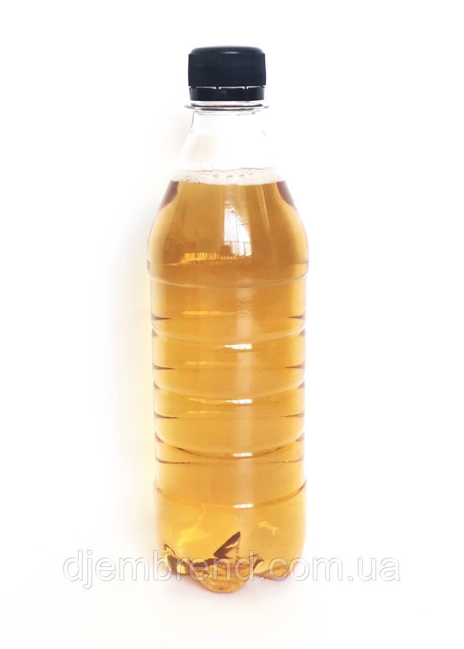 Пэт бутылка 0,5 л прозрачная с крышкой, 200 шт в упаковке