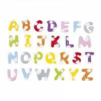 Розвиваюча іграшка Janod Набір букв Алфавіту (англ.яз) (J09612)