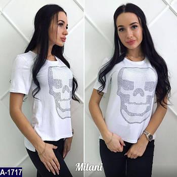 Женская стильная футболка,красивая футболка