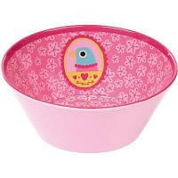Набор детской посуды sigikid Тарелка глубокая Finky Pinky (24778SK)