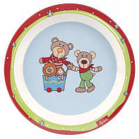 Набір дитячого посуду sigikid Тарілка Wild & Berry Bears (24518SK)