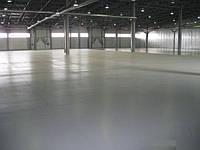 Бетонні підлоги для мийки, паркування, автосервісів.