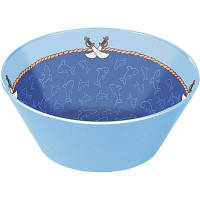 Набір дитячого посуду sigikid Тарілка глибока Sammy Samoa (24774SK)