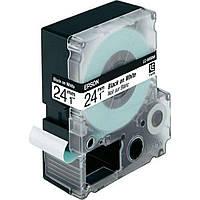 Стрічка для принтера етикеток EPSON Labelworks LC-6WBN9 (C53S656006)