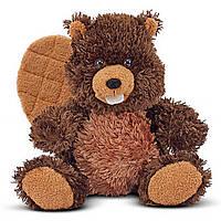 М'яка іграшка Melіssa&Doug Бобер Чоппер, 23 см (MD7621)
