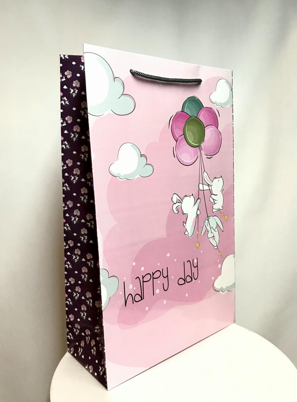 Подарочный пакет #5(23*37*10)
