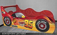 Кровать машина Тачки ШОК Драйв от 1400х700