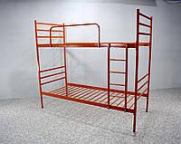 Кровать металлическая двухуровневая