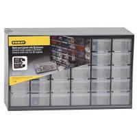 Скринька для інструментів Stanley 30 відділень (365х155х225мм) (1-93-980)