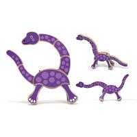 Развивающая игрушка Melissa&Doug Головоломка Динозавр (MD3072)
