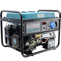 Бензиновий генератор Konner & Sohnen KS 10000E (000000007)