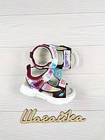 Босоножки сандалии 21 (13,5 см) детские на девочку
