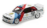 Оригинальная модель автомобиля BMW M3 R. Ravaglia, 1:18 Scale (80432454789)