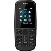 Мобільний телефон Nokia 105 DS 2019 Black (16KIGB01A01)