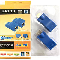Контролер HDMI extender 30 m Atcom (14369)