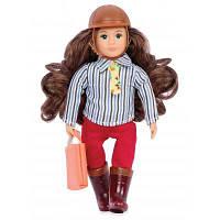 Лялька LORI Наїзниця Тиган 15 см (LO31031Z)